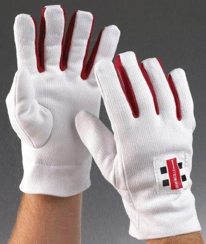 GRAY-NICOLLS Cotton Padded Wicket Keeping Inner Gloves