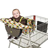Jeep 2-in-1 Shopping Cart Cover High Chair