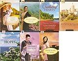 7 Volumes of Romancing America Series: Indiana, Kansas, Pennsylvania, Massachusetts, New York, New Jersey, & North Carolina