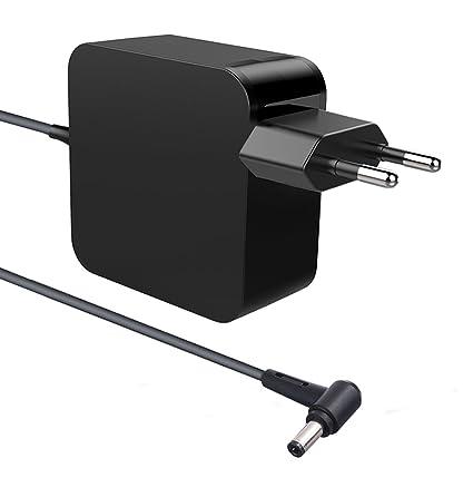 New Pow 65W Cargador Notebook CA Adaptador para ASUS F554 ...