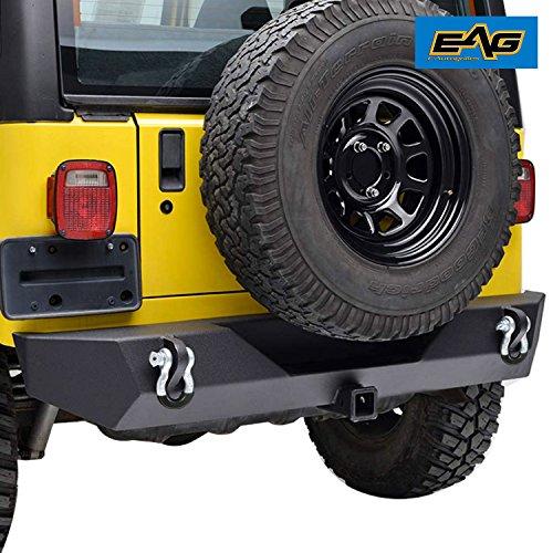 off road bumper rear - 9