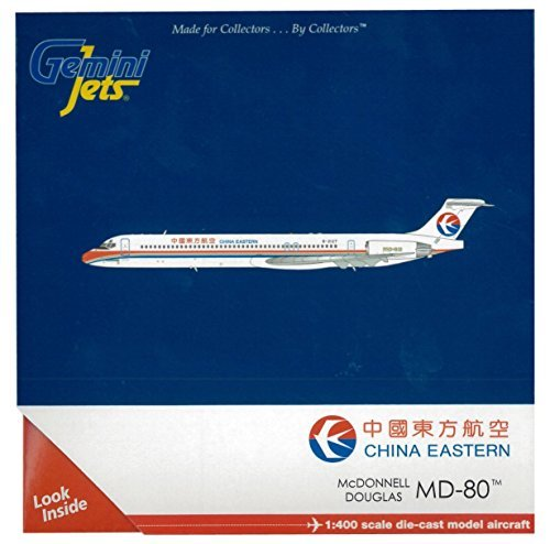 geminijets-china-eastern-md-80-diecast-aircraft-1-400-scale-parallel-import-goods