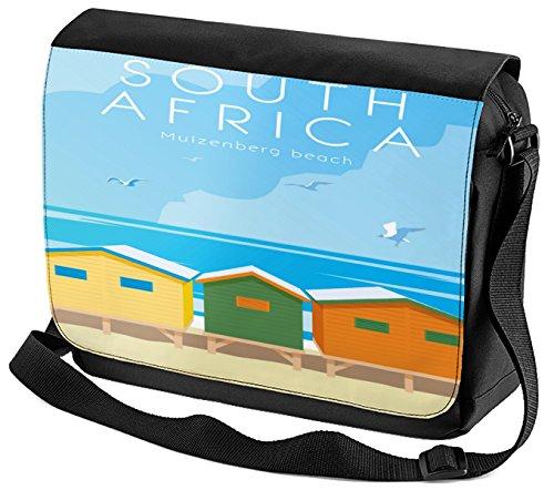 Umhänge Schulter Tasche Urlaub Reisebüro Südafrika bedruckt 8LjR8dUJ