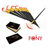 FONY Unicorn Makeup Brushes 10 Pcs Professional Makeup - Best Reviews Guide