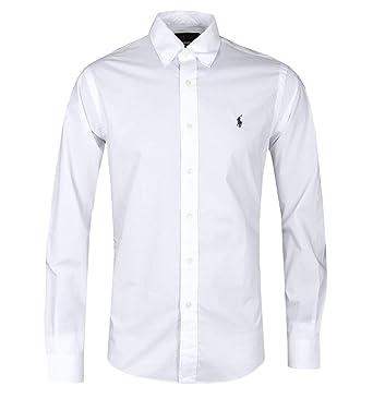 Polo Ralph Lauren Chemise Coupe Classique  Amazon.fr  Vêtements et  accessoires 5bc2e617541