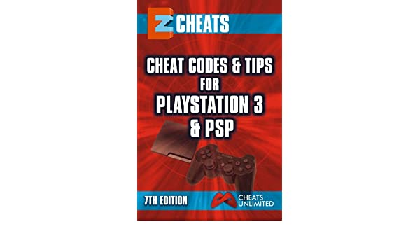 EZ Cheats - Cheat codes for Playstation 3 and PSP 7th