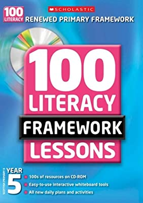 100 New Literacy Framework Lessons For Year 5 With Cd Rom Macdonald Isabel Pavlic Dusan Amazon Sg Books