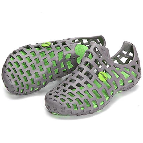 Pour Les De Chaussures Et Avec Sport Gracosy Troues Sorties Confortables Air Respirant En Femmes Plage Plein qwt0n04rd