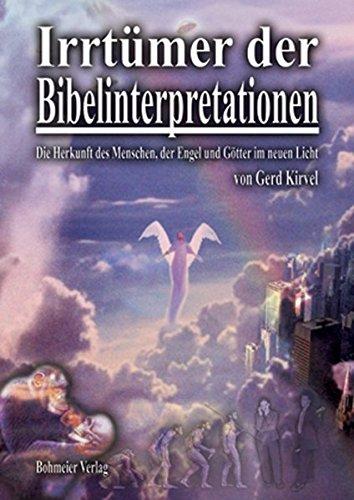 Irrtümer der Bibelinterpretationen