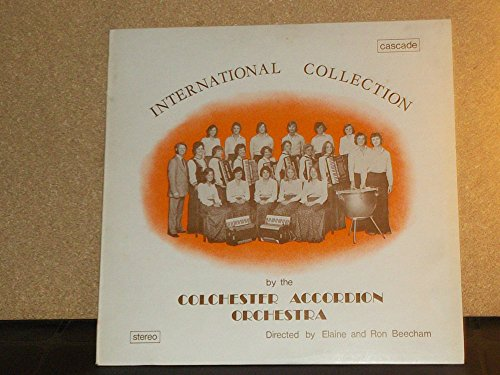 International Collection By The Colchester Accordion Orchestra VG++ UK Import