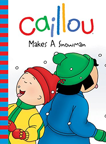 Caillou Makes a Snowman (Backpack) ()