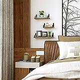 Love-KANKEI Floating Shelves Wall Mounted Set of