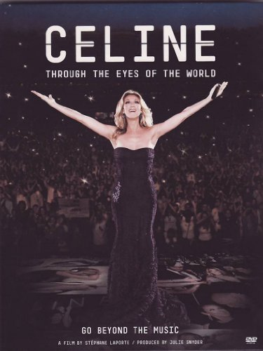 DVD : Celine Dion - Through the Eyes of the World (Holland - Import, NTSC Format)