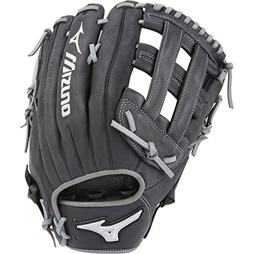 Slow-Pitch GMVP1300PSES6 Utility Model Mitts, Black/Smoke ()