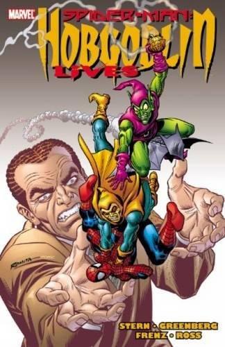 Read Online Spider-Man: Hobgoblin Lives Text fb2 book