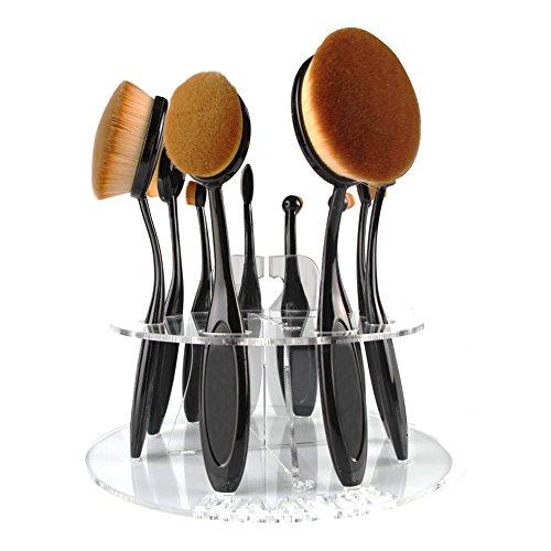 Antique Makeup Brush - 3
