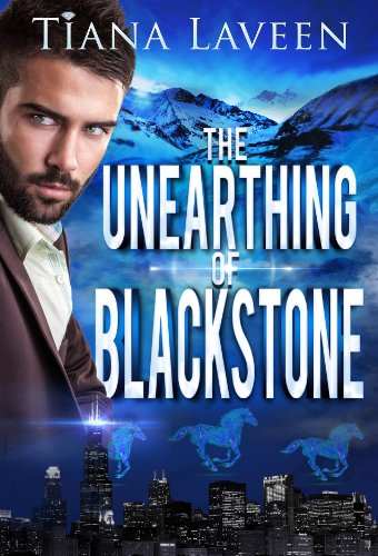 Book: The Unearthing of Blackstone by Tiana Laveen