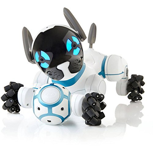 Low cost WowWee Chip Robotic Toy Canine (White)  Critiques