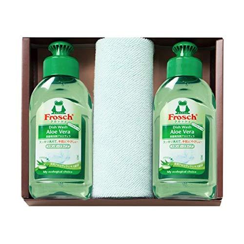 (まとめ)フロッシュ キッチン洗剤ギフト C9282520【×5セット】 生活用品 インテリア 雑貨 キッチン 食器 キッチン洗剤 クリーナー 14067381 [並行輸入品] B07SKLC2ZH