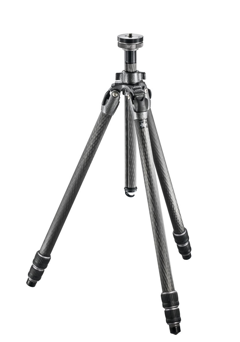 Gitzo GT2532 Mountaineer Tripod Ser.2 3S (Black) by Gitzo