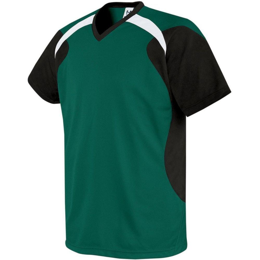 High Five Sportswear SHIRT メンズ B07CBRZM6K Small フォレスト/ブラック/ホワイト フォレスト/ブラック/ホワイト Small