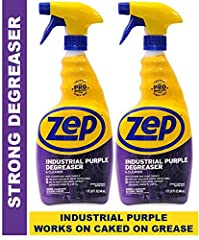 Zep Industrial Purple Degreaser Review Cleaning Product