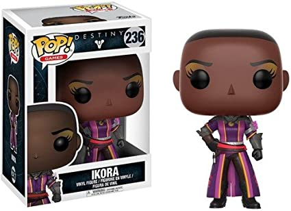 1998e517a4a Image Unavailable. Image not available for. Color  Funko Pop! Games Destiny  Ikora Action Figure