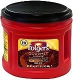 Folgers Gourmet Supreme Ground Coffee, 24.2oz