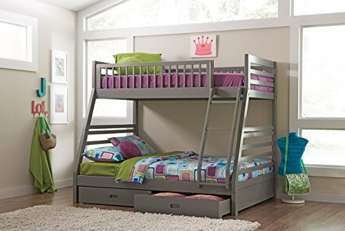 Coaster Home Furnishings 460182 Bunk Bed, 77.5