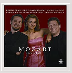 Mozart: Opera Arias and Duets