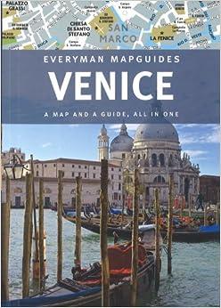 Venice Everyman Mapguide Edition Everyman Citymap Guide - Venice city map