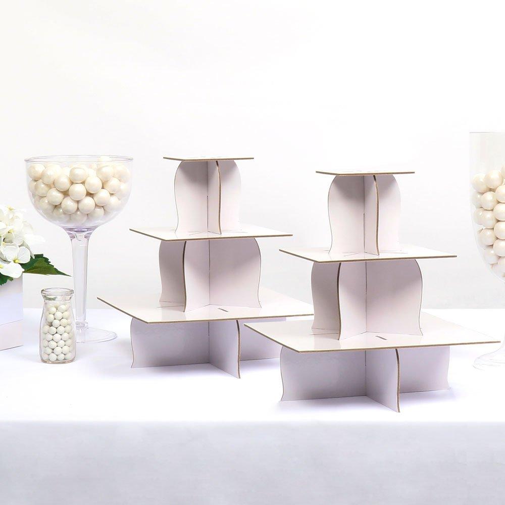 Set of 2 Cupcake Stands Image 1
