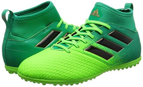 adidas ACE 17.3 TF J - Botas de fútbolpara niños, Verde - (VERSOL/NEGBAS/VERBAS), -30