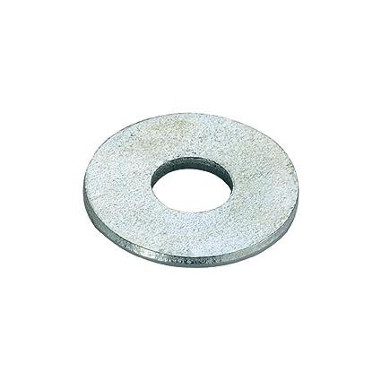 Arandelas diámetro interno Color 4.3 mm M4 DIN 9021 acero ...