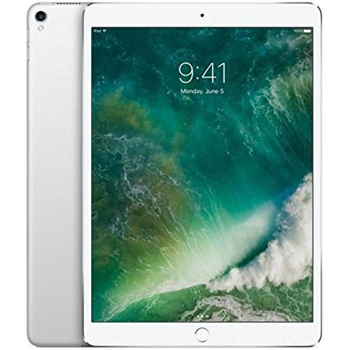 APPLE MPF02LL/A iPad Pro with Wi-Fi 256GB, 10.5'', Silver by Apple