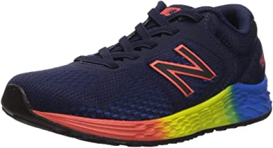 New Balance Arishi V2, Zapatillas para Correr para Niñas, Pigmento Coral Glow, 39 1/3 EU: Amazon.es: Zapatos y complementos