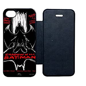 Generic For Iphone 5 Gen 5S Printing With Batman Arkham City Covers Slim Phone Cases For Boy Choose Design 8