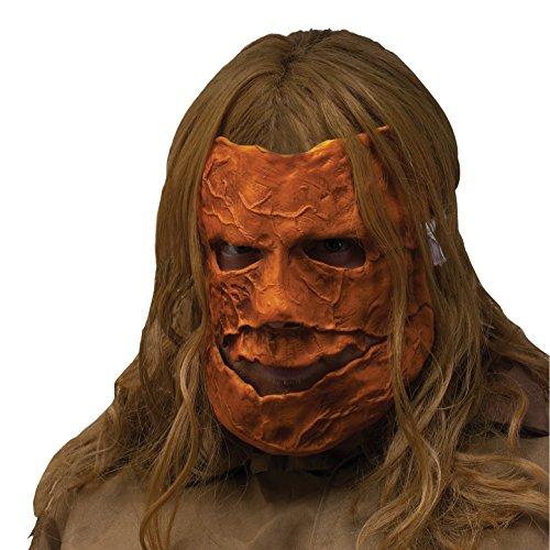 Rob Zombie Michael Myers Adult Mask (Rob Zombie's Halloween: Asylum Escape Pumpkin Mask)