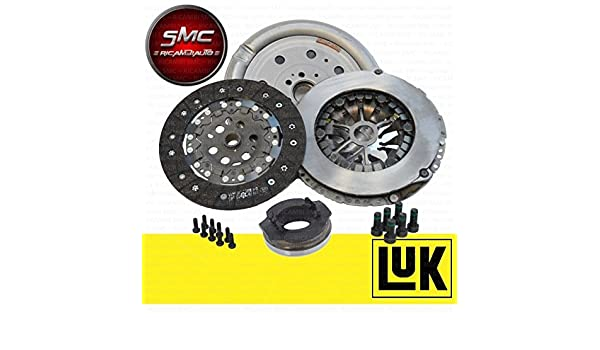 Original Luk 60001600 Volante de inercia zms-08 + Kit de embrague: Amazon.es: Coche y moto
