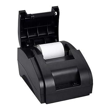 Impresora Térmica De Recibos De 58 Mm Impresora De Tickets ...