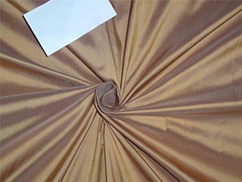 100% Silk Dupioni Fabric 54