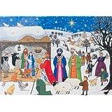 Alison Gardiner - Calendrier de l'Avent traditionnel religieux : Jesus est né