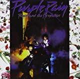Front cover for the book Purple Rain by Prince
