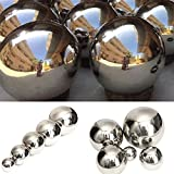 Stainless Steel Spheres, Mirror Finish Gazing