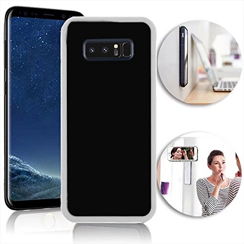 new concept aed4e 4a05f QKKE Anti-Gravity Selfie Case for Samsung Galaxy Note 8, Hands Free ...