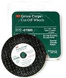 Green Corps 01989 Green Cut-Off Wheel