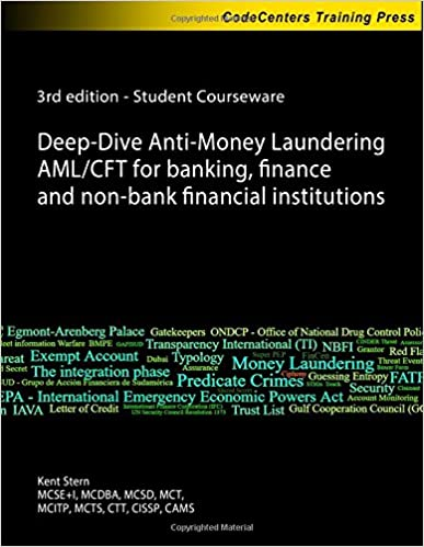 Deep Dive Anti Money Laundering AML CFT For Banking Finance Volume 3 9781546821571 Reference Books Amazon
