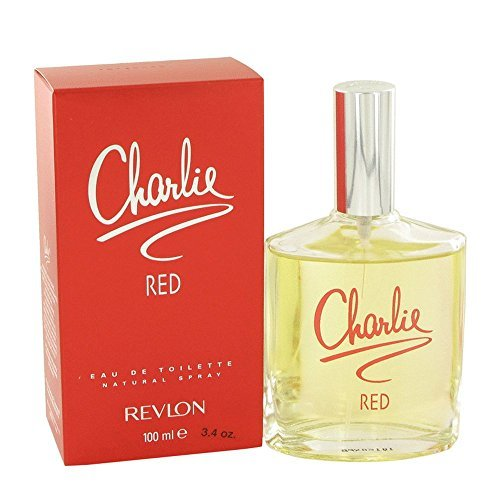 Revlon Charlie Red 3.3 oz EDT Spray Woman ladies New