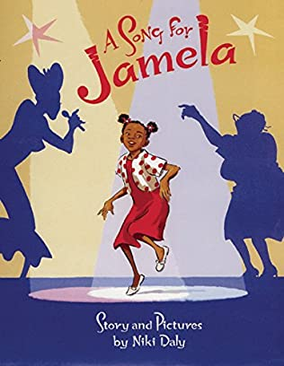 book cover of A Song for Jamela
