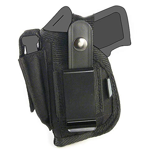 Belt Side Holster fits Colt Mustang Pocketlite with 2.75